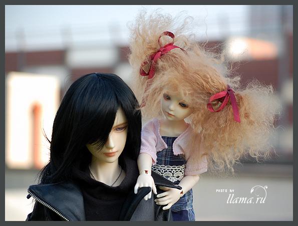 Даниэль и Полина