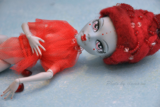 Как сделать кукле оак