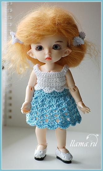 Жених и невеста: вяжем кукол крючком. вязание крючком для кукол братц.