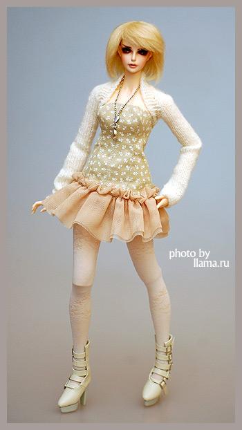 Кукла доминика своими руками