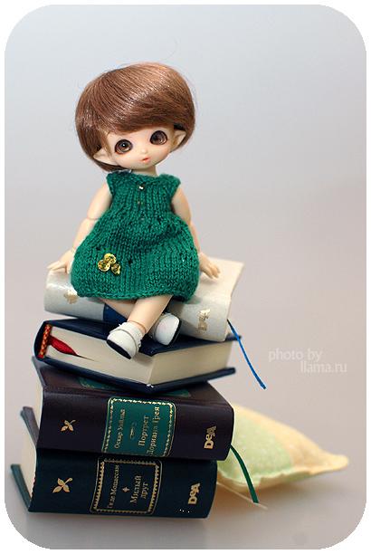 Флокси и книги