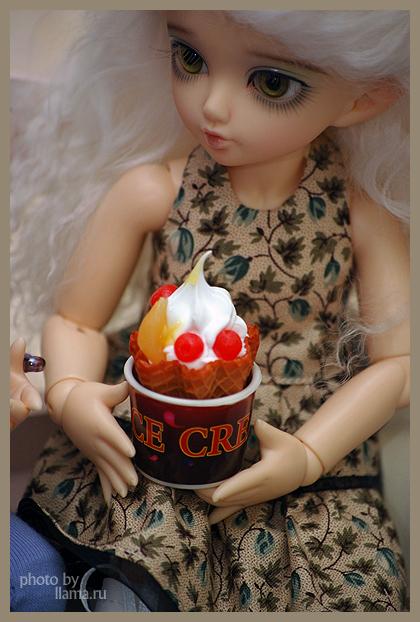 BJD. Мороженое