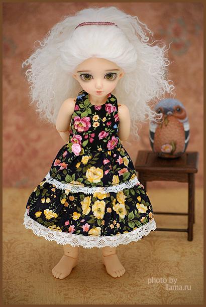 Шайна. Платье для Литтлфи
