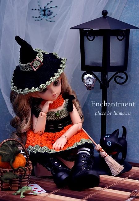 Ведьма и помело