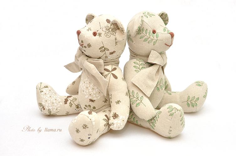 хендмейд-медведи